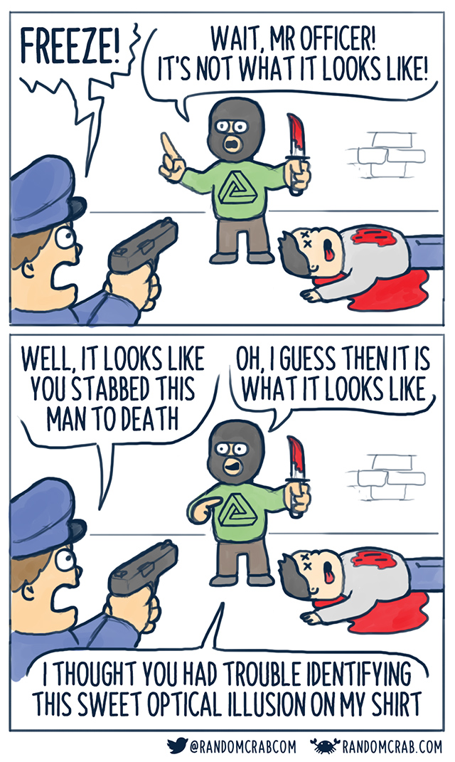 crucial misunderstanding