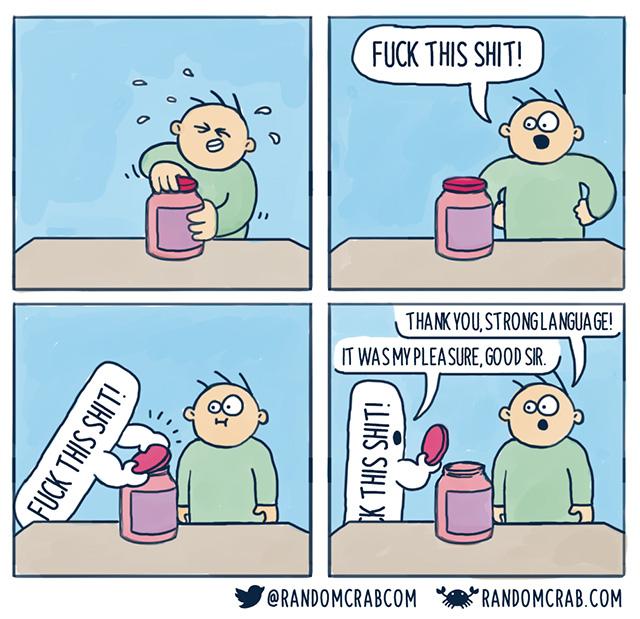 stubborn jar