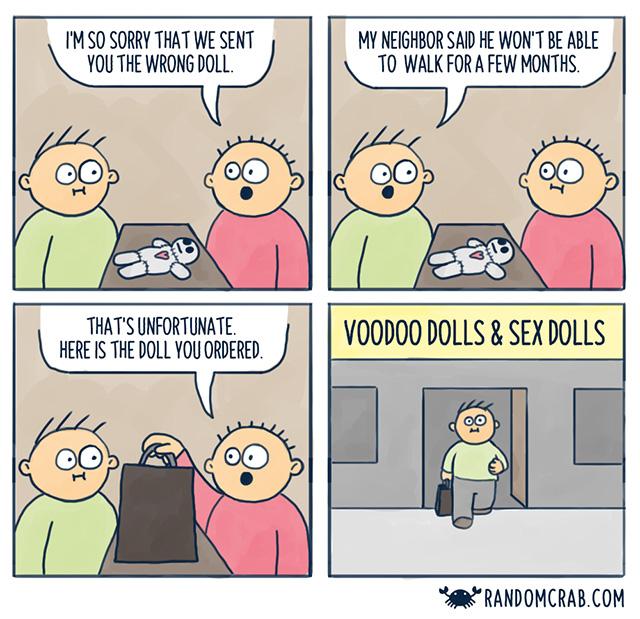 Wrong Doll